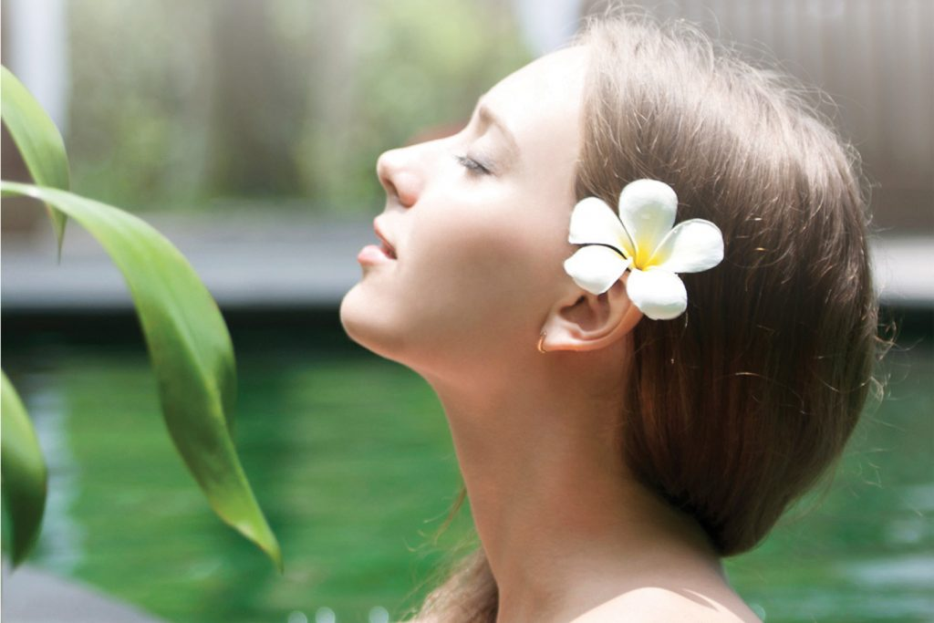 How to achieve a chlorine-free spa with Poppits
