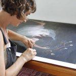 Artist profile: Self-portrait artist Kellie North