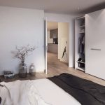 Maximise your space with sliding doors