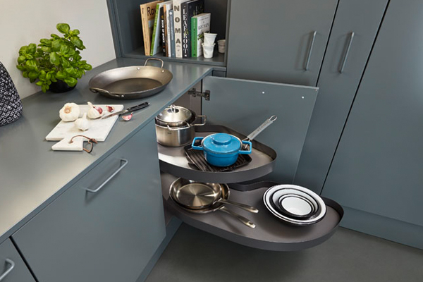 Planero: a high quality kitchen storage solution