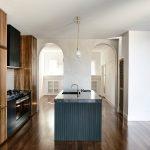 An Art Deco home receives a modern steel addition