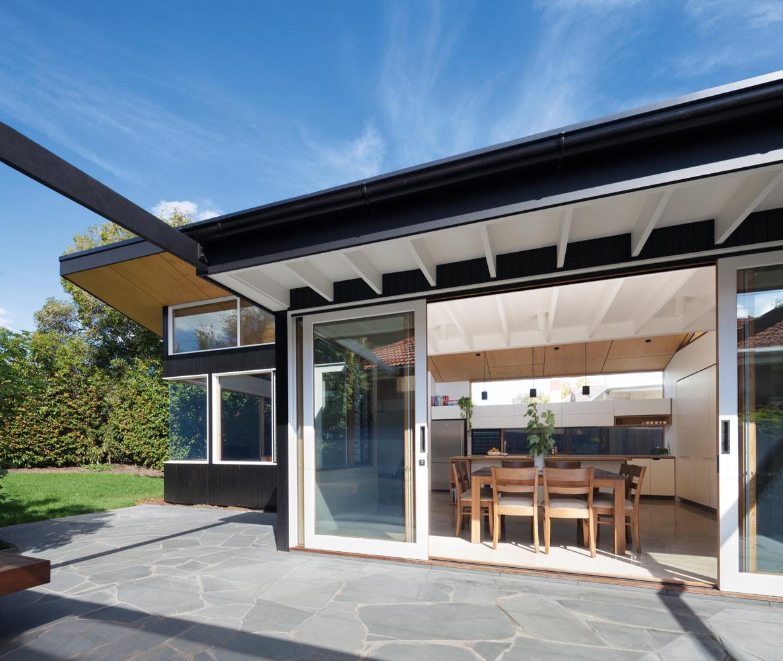 Ben Callery Architects Leopold Cres «tatjana Plitt 1961