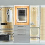 Wardrobe and storage solutions by Hafele