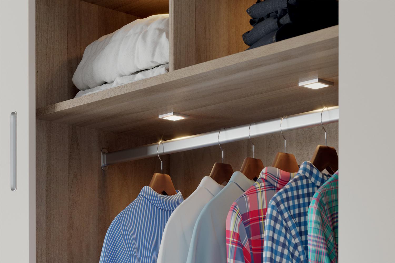 Loox Wardrobe Downlights