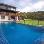 Queensland meets Snowy Mountains: infinity-edge pool