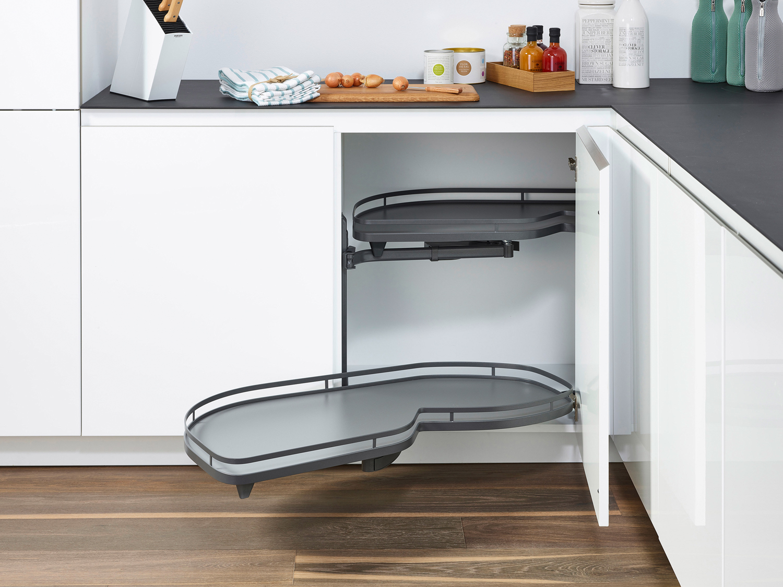Clever Storage by Hafele
