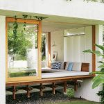 Gibbon St House: Connecting Interior and Garden Space
