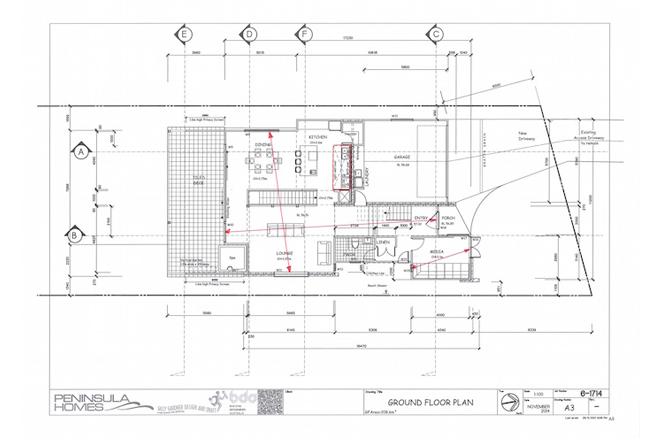 Cross Flow Ventilation Peninsula Homes