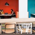 A Colourful Intervention for the Modern Workplace