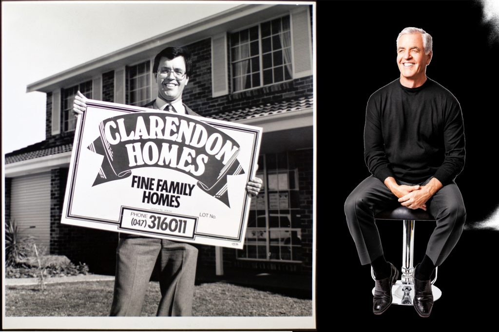 Clarendon Homes Ceo Peter Campbell