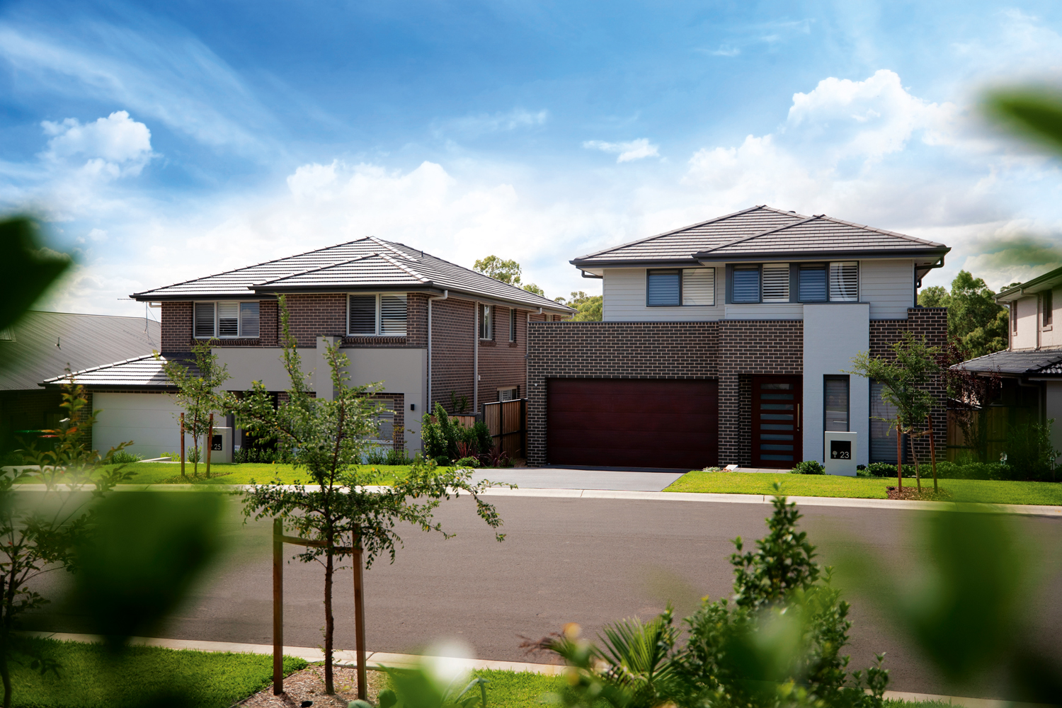 House & Land in the heart of The Hills: High Grove at Box Hill