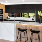 A modern kitchen to 'wow' your guests