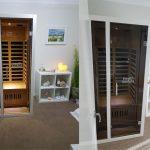 iHealth Saunas are made for city living