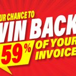 Your chance to win back with Hardware & General