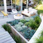 A Northern Beaches garden that blends coastal views with understated design
