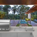 Alfresco sinks and kitchen mixers by Abey