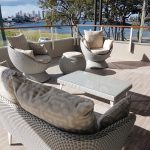 Handwoven outdoor furniture to add luxury to any area