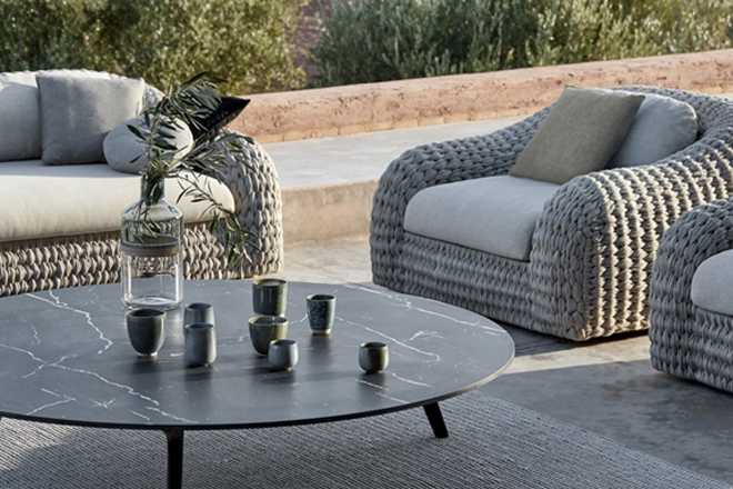 These simple tips will help you create a cosy outdoor area in no time