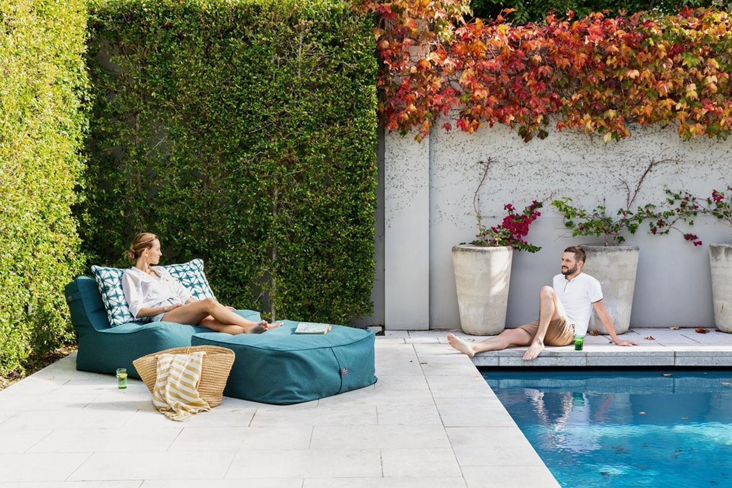 Coast New Zealand luxury bean bags launch with new colours