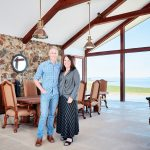 Inside an American-inspired Grand Design on French Island