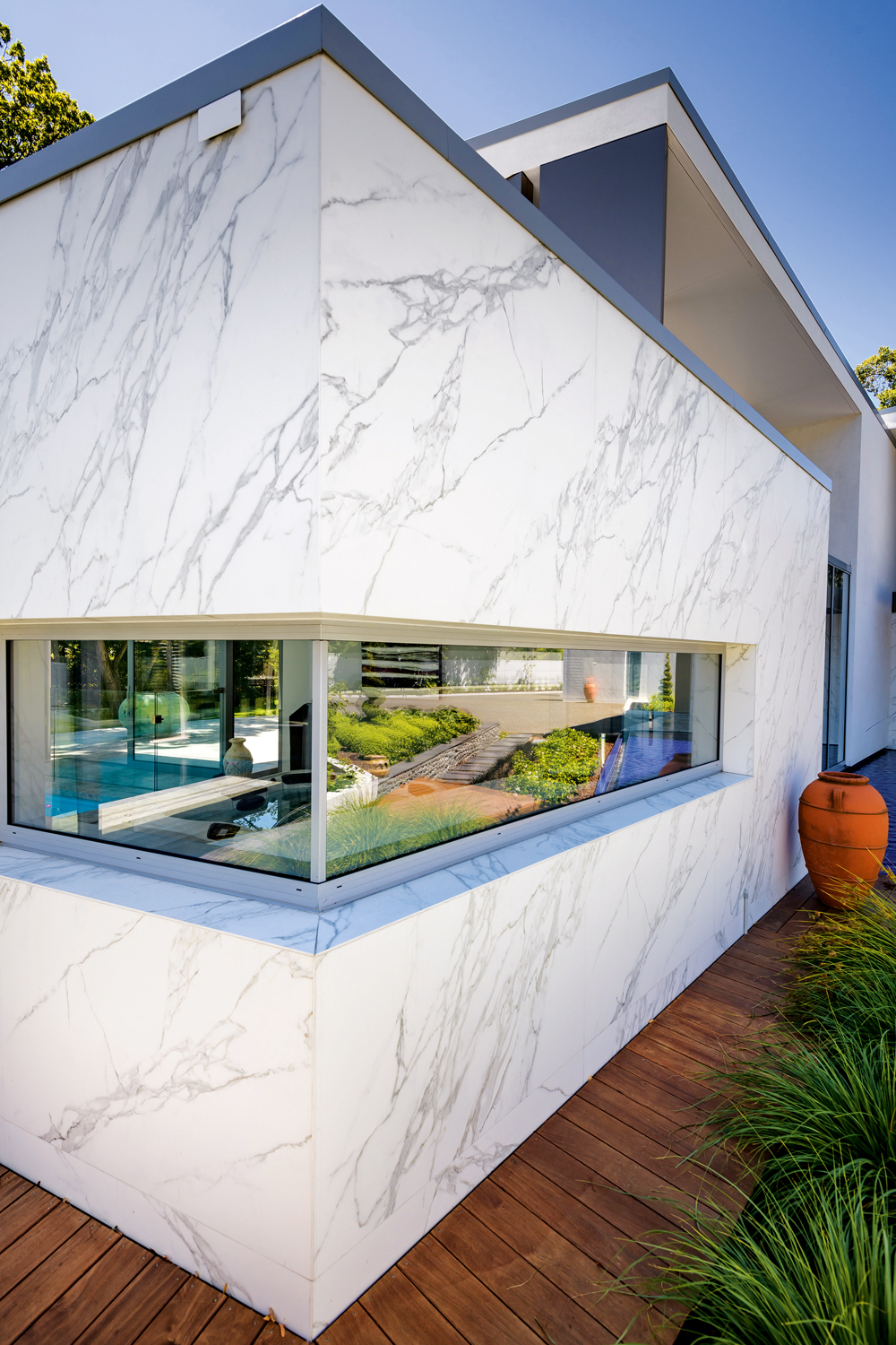 These facade systems help your home's exterior make a statement