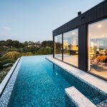 This cliff-top pool is a modernist marvel