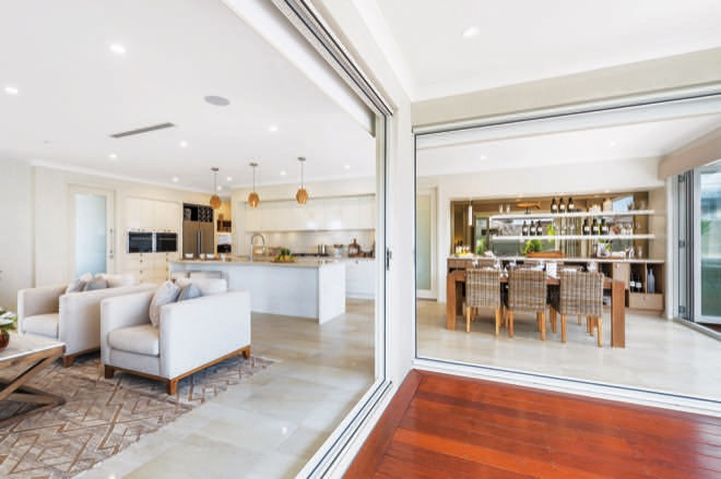 From the entertainer's kitchen to the large alfresco, this home is tailor-made for laid-back family living