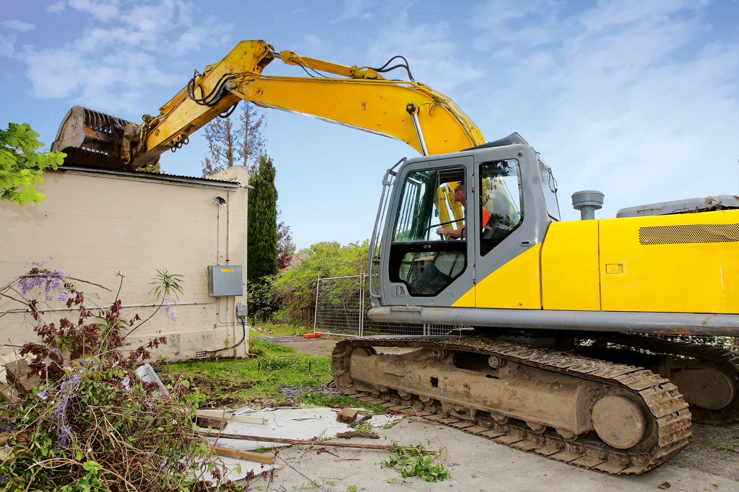 Your guide to understanding the demolition process