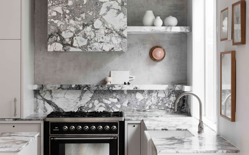 Redefining white marbles with Cote D'Azur