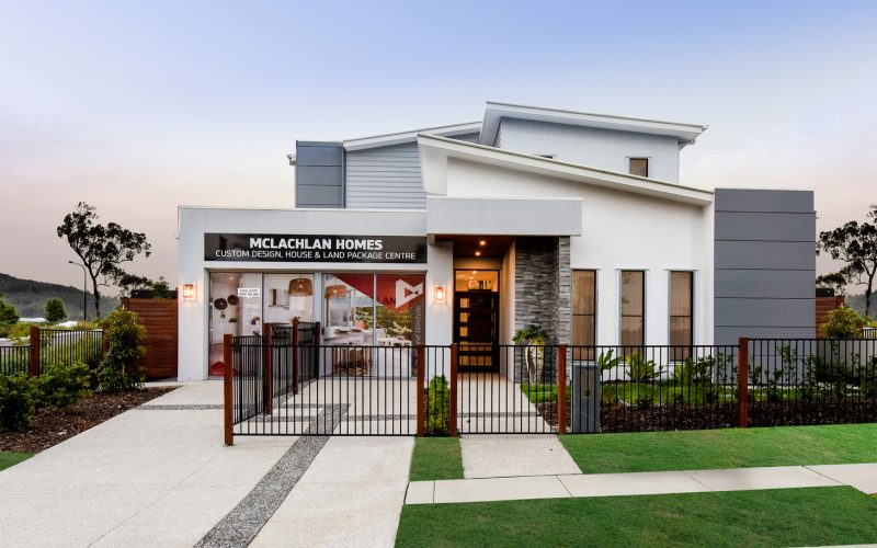 This split-level home maximises space for the whole family