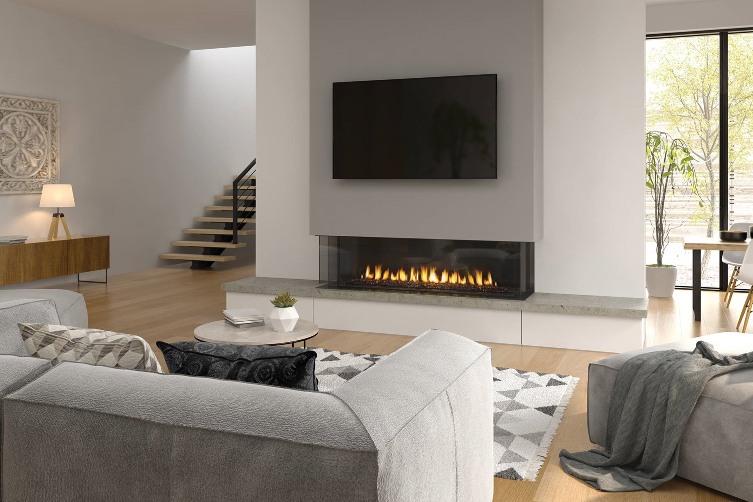 Regency's 'City Series' is the perfect fit for any modern living space
