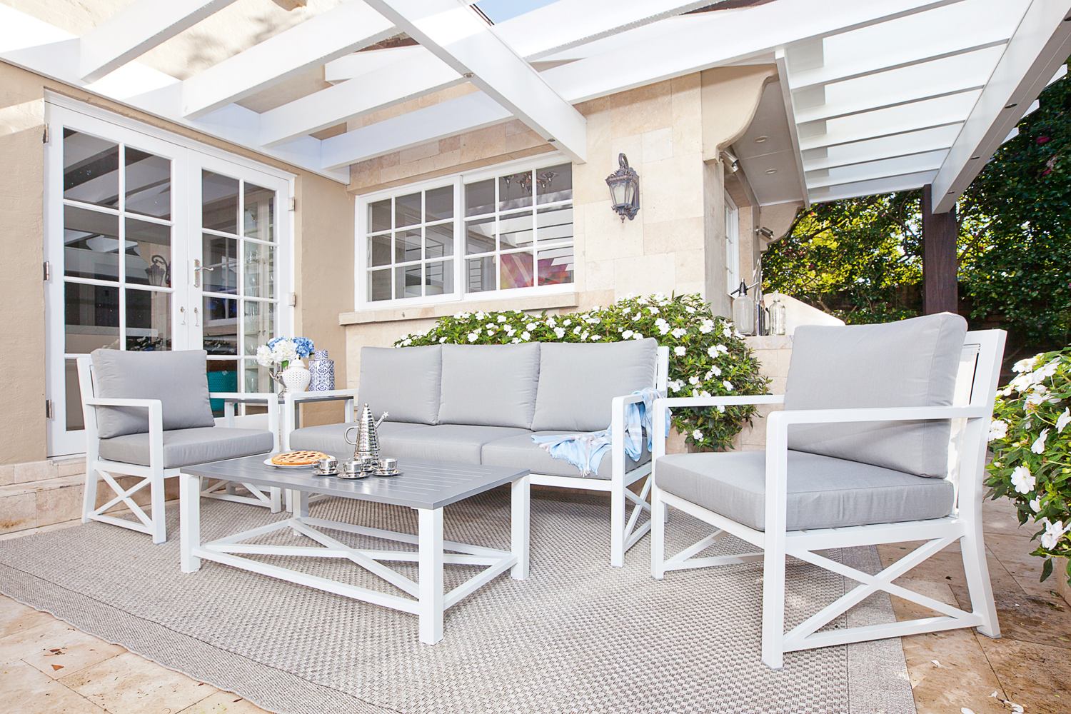 Boutique designer outdoor furniture for all tastes and styles