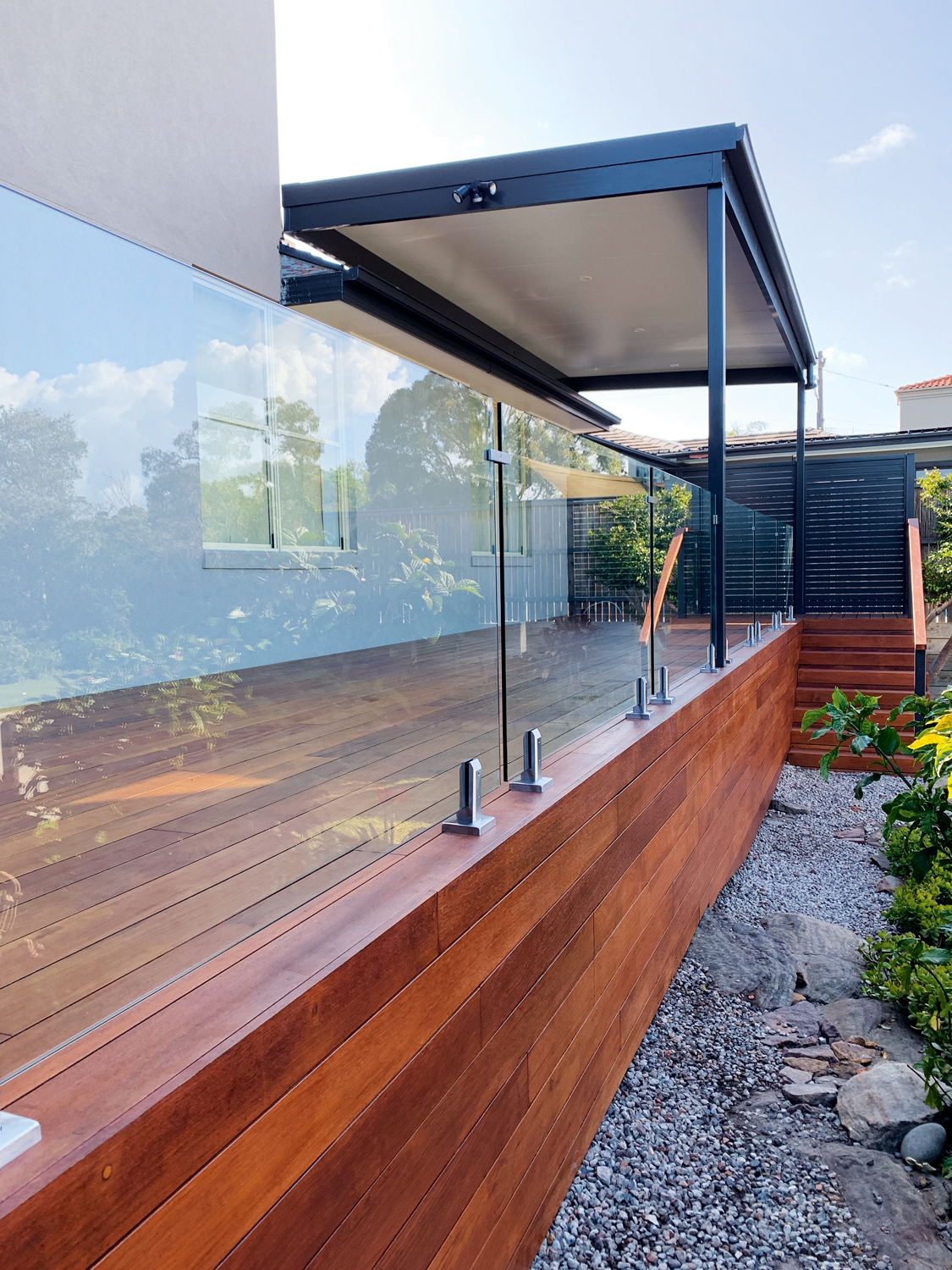 Custom-designed and built outdoor living solutions from Pergola Land