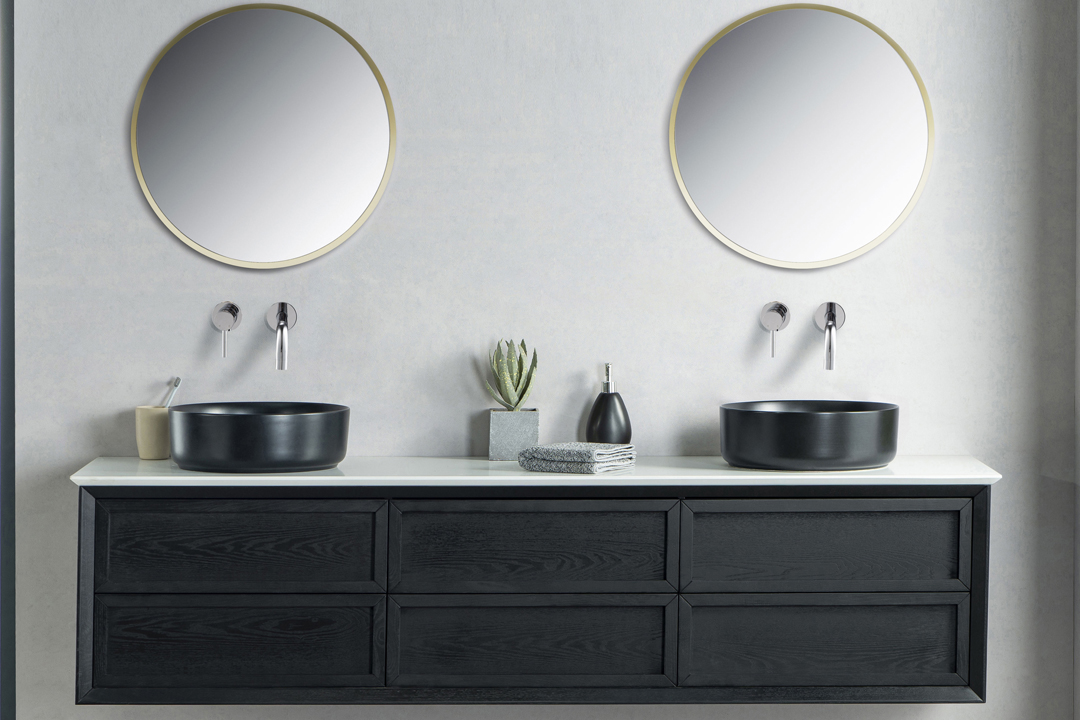 Three stellar wall hung vanity styles to elevate your bathroom