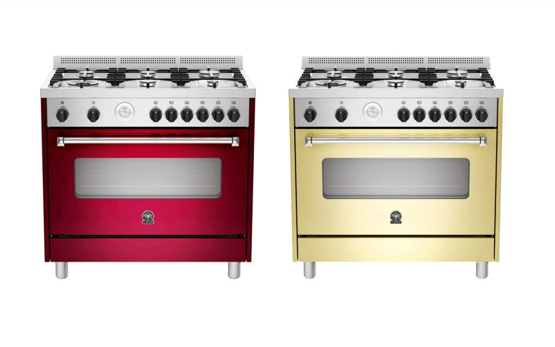 Get personal with the La Germania range from Bertazzoni