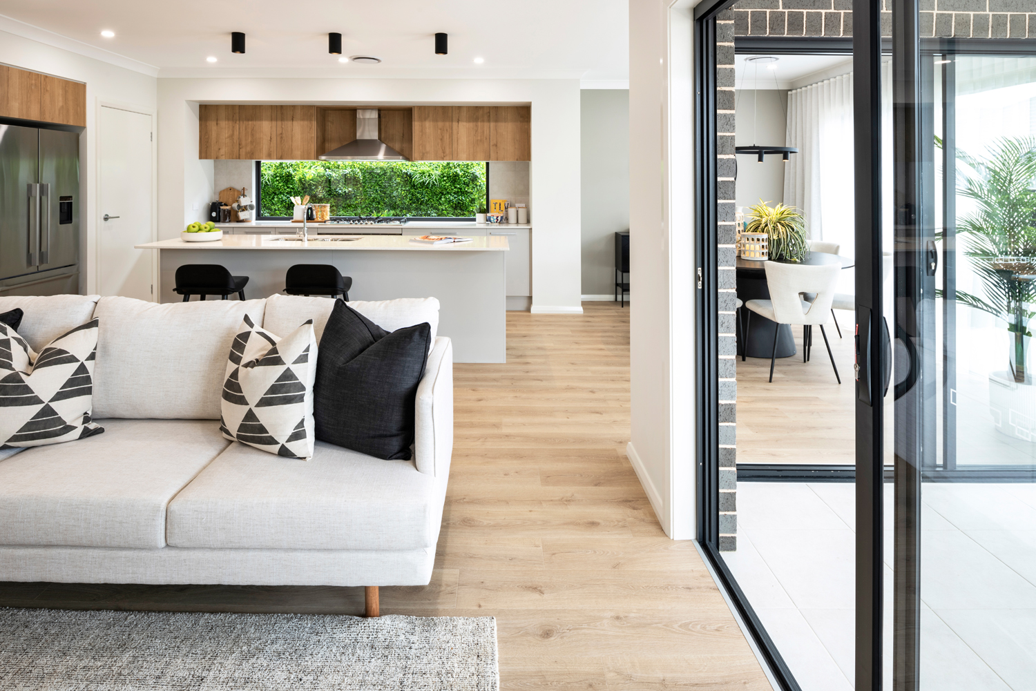 Live in one, live off the other: inside the Macquarie Duplex by MOJO Homes