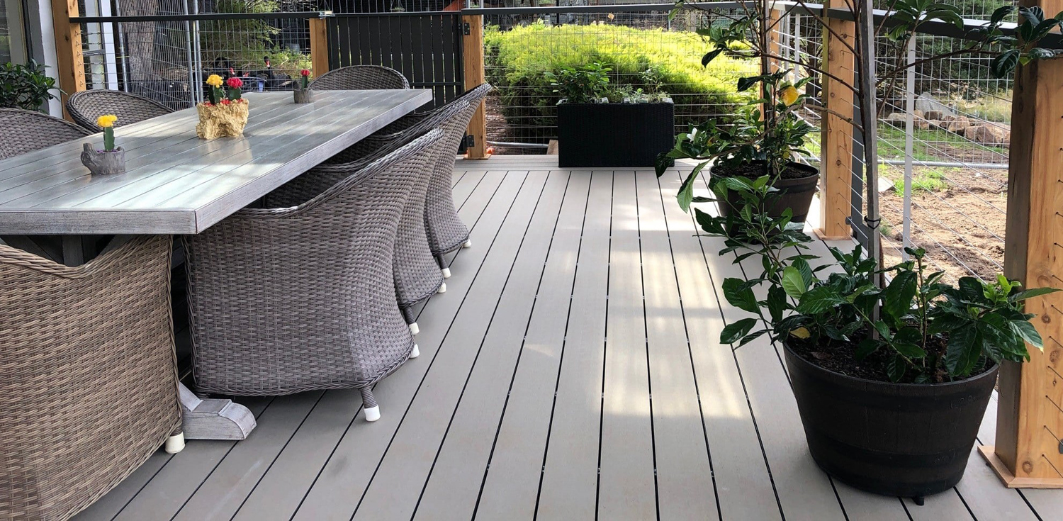Future proof your outdoor area with CleverDeck Eco-Pro from Futurewood