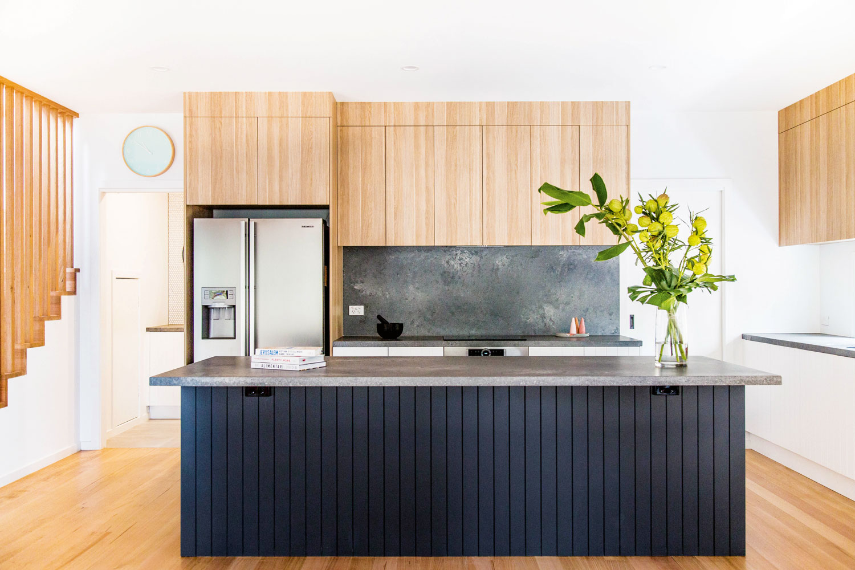 Natural Look Kitchen