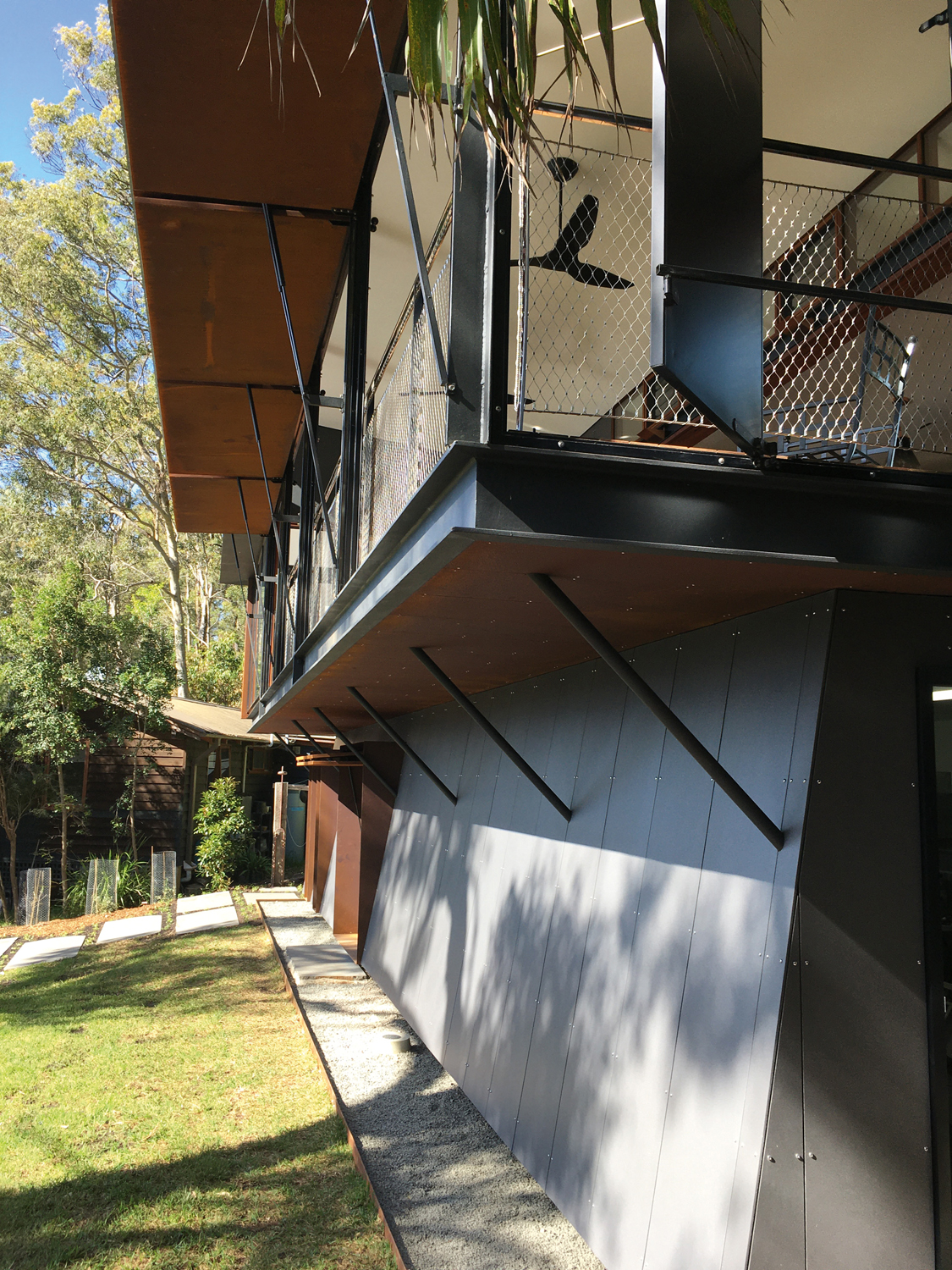 Protecting your home during the bushfire season