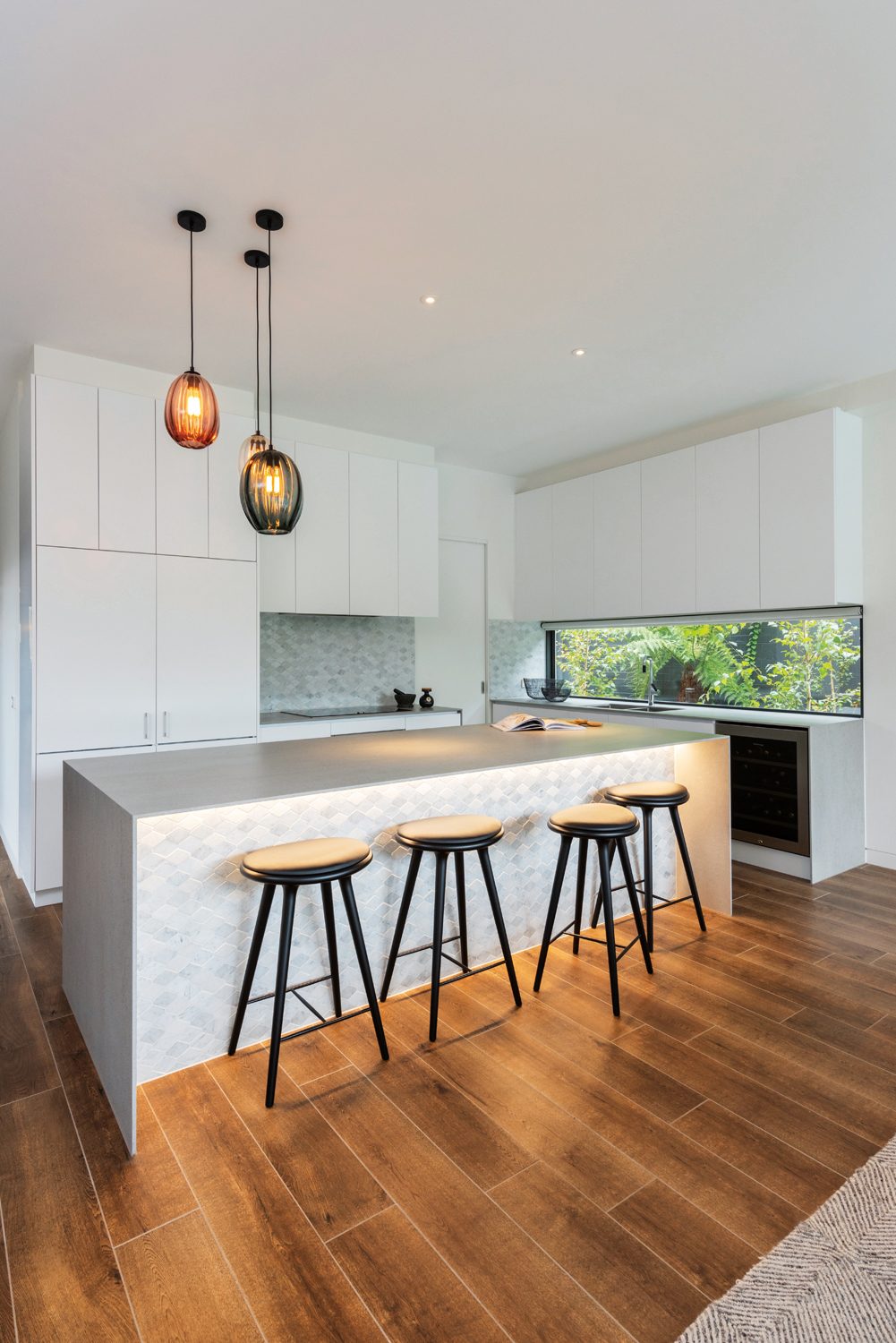 Mixing up your kitchen style