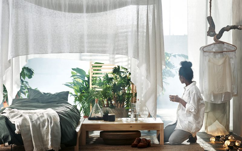 Creating a wellness haven at home