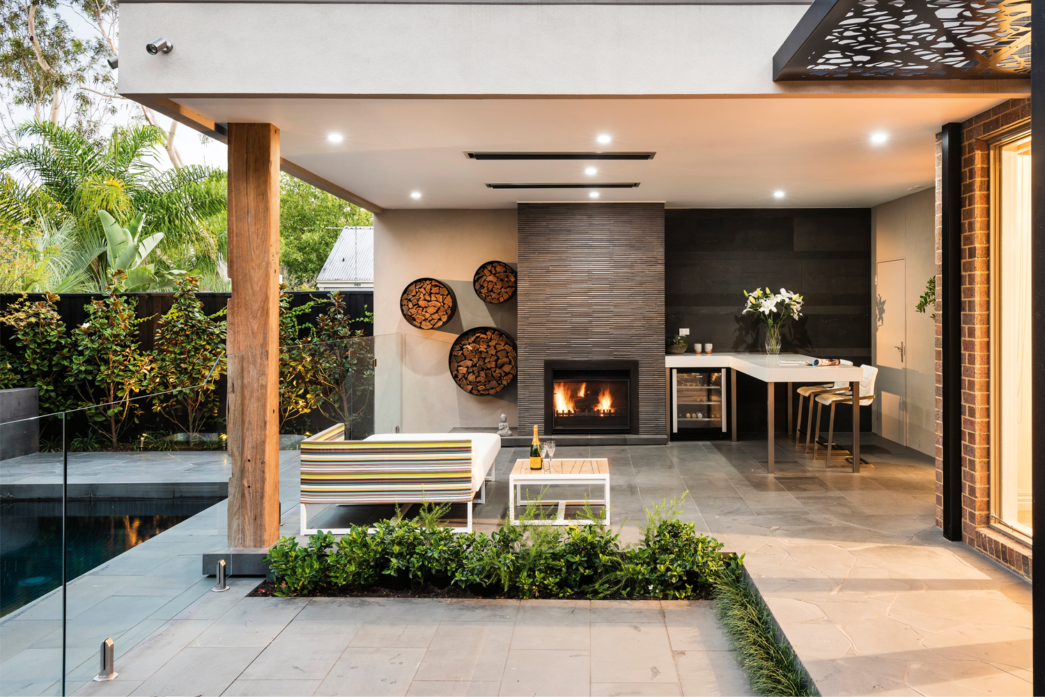 The Art of Outdoor Entertaining
