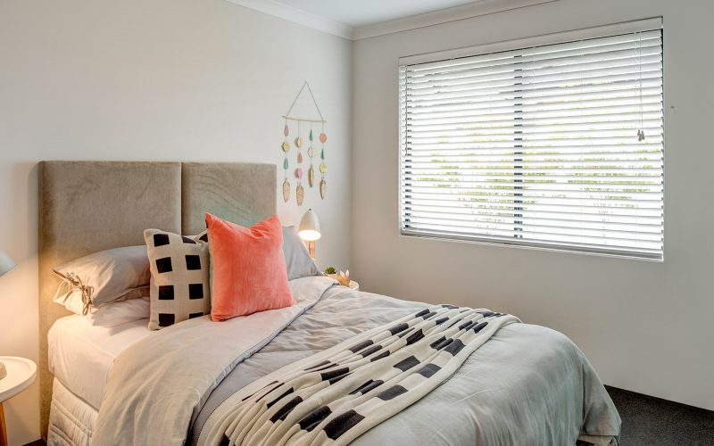 Timber-look blinds: A fusion of style and functionality