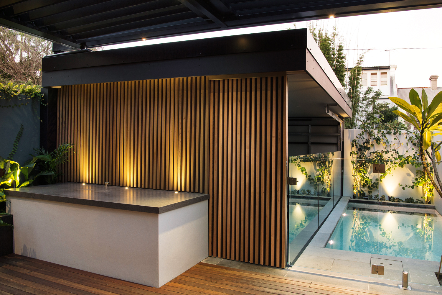 Dive deep into pool & spa design