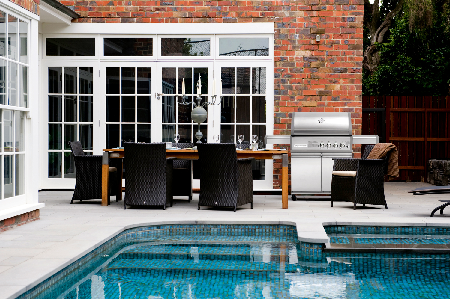 Why an infrared barbecue might spice up your outdoor kitchen