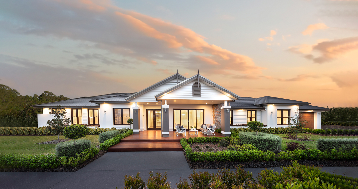 Make the great escape to the coast or country with an acreage home