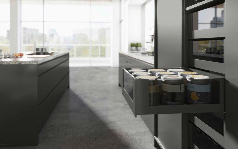 Intelligent Kitchen