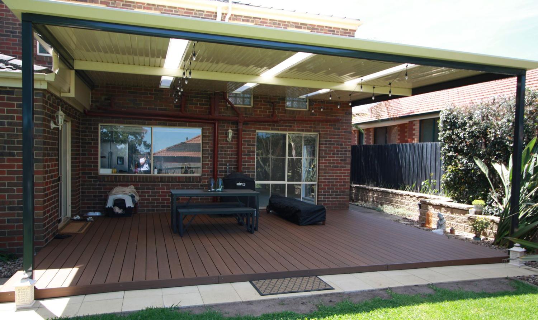 Futurewood's Low Height Deck Installation Solution
