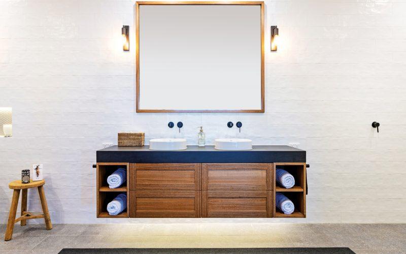 Bright Bathroom Renovation