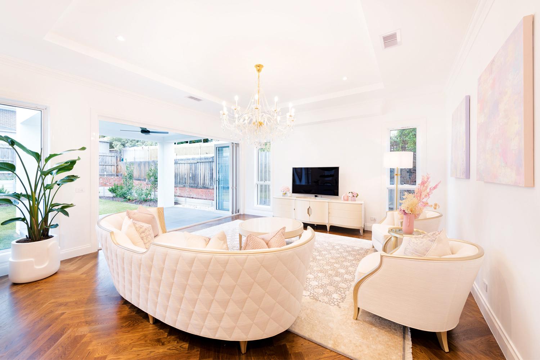 Englehart Homes Interior Custom Built
